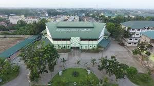 Pesantren Ar - Raudhatul Hasanah Medan