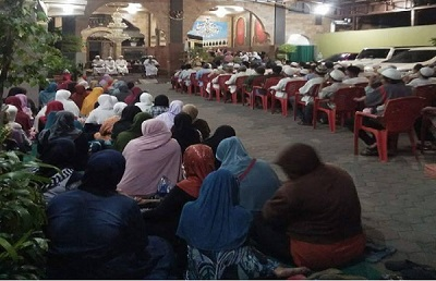Majelis Dzikir As-Samawat Jakarta Barat