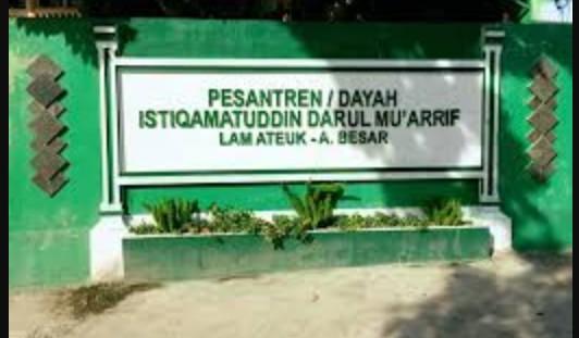 Dayah Istiqamatuddin Darul Muarrif Lam Ateuk, Seberkas Nur Ilahi di Ufuk Barat