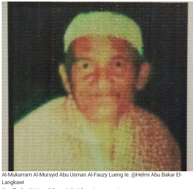 Biografi Abu Usman Al-Fauzi Lueng Le
