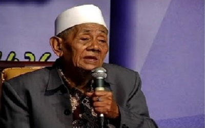 Biografi KH Khusein Ilyas