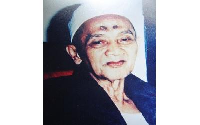 Biografi KH. M Mubassyir Mundzir
