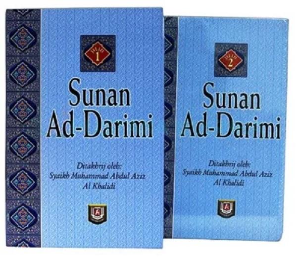 Biografi Al Hafidh Ad Darimi